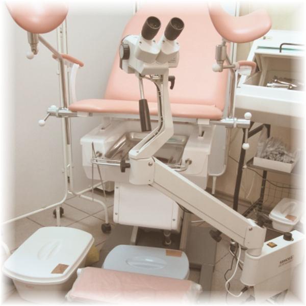 Оборудование кабинета гинекологии под ключ
